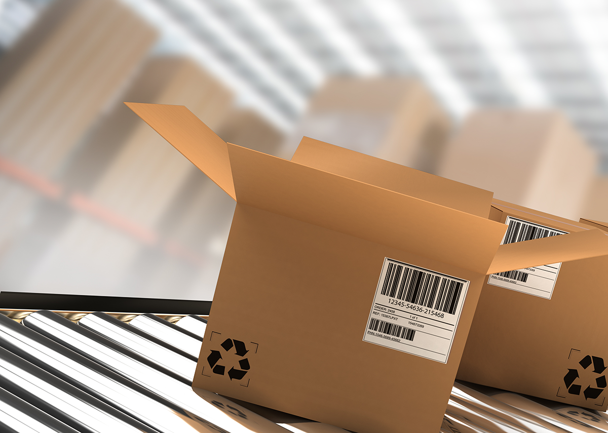 E-Commerce und Lagerlogistik