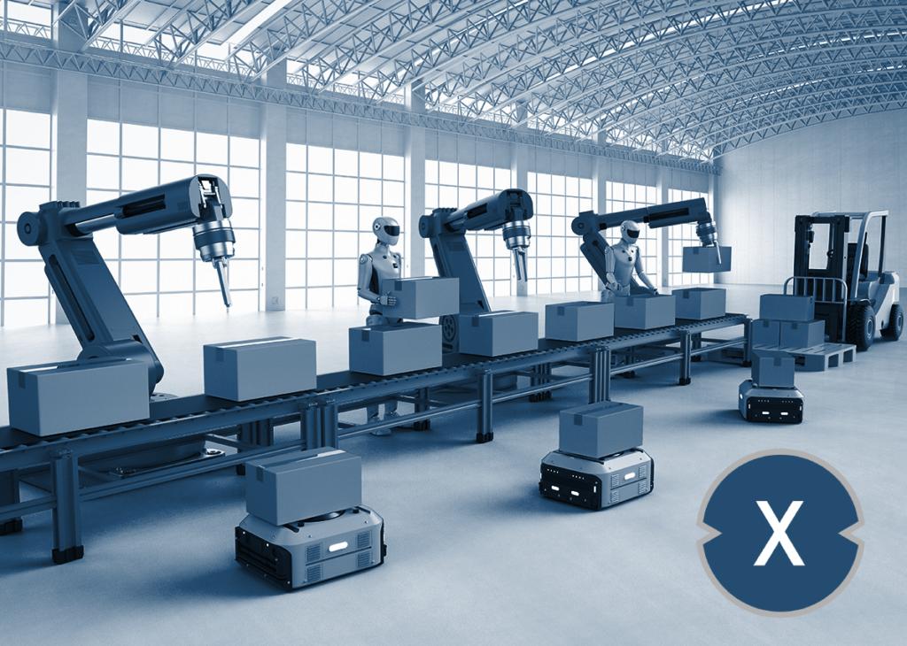 Industrie 4.0: Smart Factory - Smart Logistics