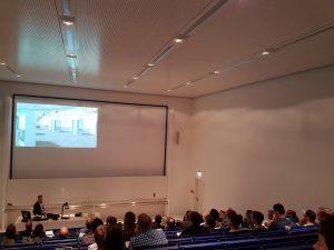 Vortrag über Augmented Reality - Ulmer Logistik Meeting