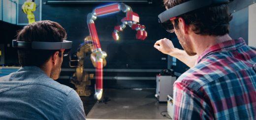 AR-Brille HoloLens - Einsatz in Unternehmen