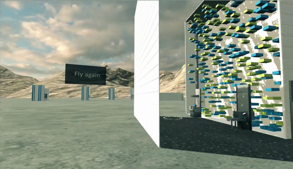 Virtuelle Messepräsentation mit AR-Brille HoloLens