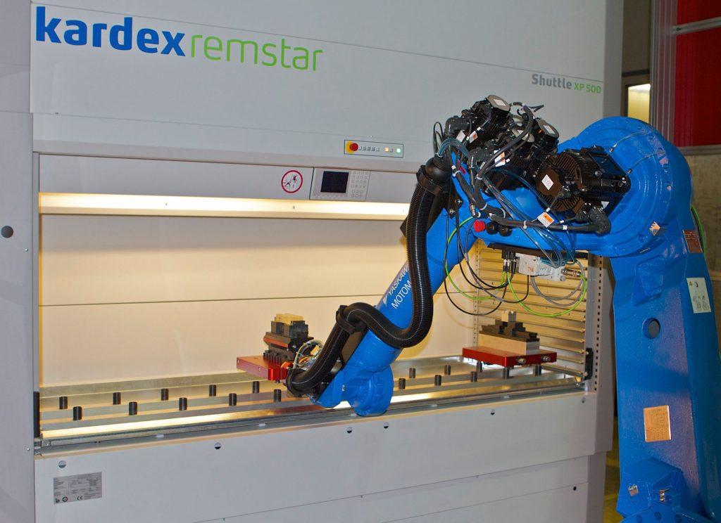 Roboter Kommissionierung