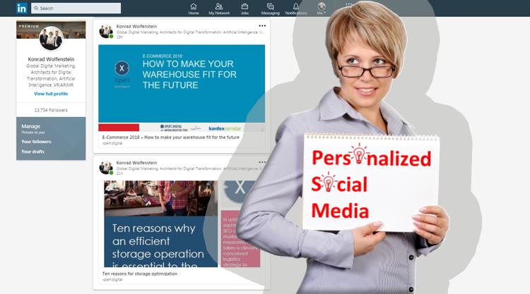 Mit Personalized Social Media Zielgruppen besser ansprechen