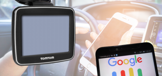 TomTom und Google Assistant