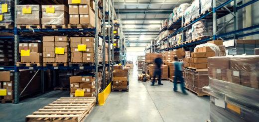 Mit effektiver Intralogistik zur Industrie 4.0 - Bild: Don Pablo Shutterstock.com