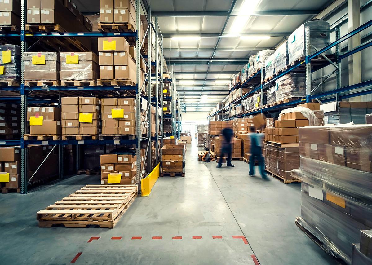 Mit effektiver Intralogistik zur Industrie 4.0 - Bild: Don Pablo|Shutterstock.com