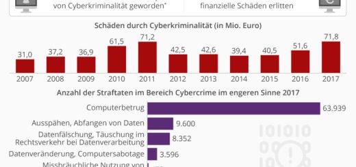 Cyberkriminalität hat Konjunktur