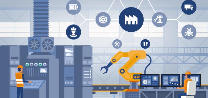 Deutschland führend beim Einsatz von Industrierobotern – @shutterstock   Ico Maker