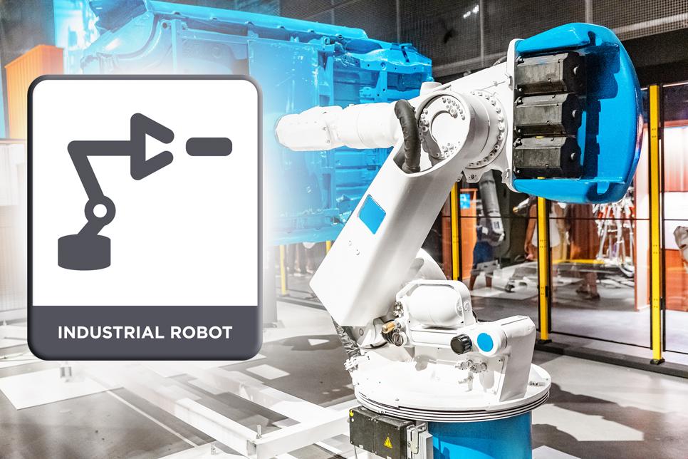 Rise of the Industrial Robots - Aufstieg der Industrieroboter