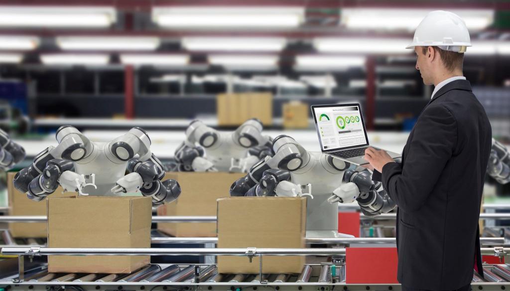Italiener machen Ihre Industrie 4.0-ready – @shutterstock   PaO_STUDIO