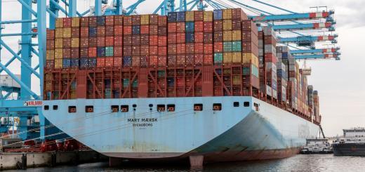 Container-Schlacht auf den Weltmeeren - @shutterstock | VanderWolf Images