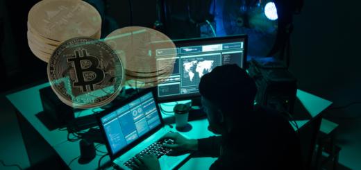 Bitcoin im Darknet – @shutterstock / @envato