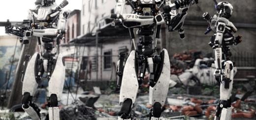 Killer-Kriegsroboter haben weltweit geringe Unterstützung – @shutterstock | Digital Storm