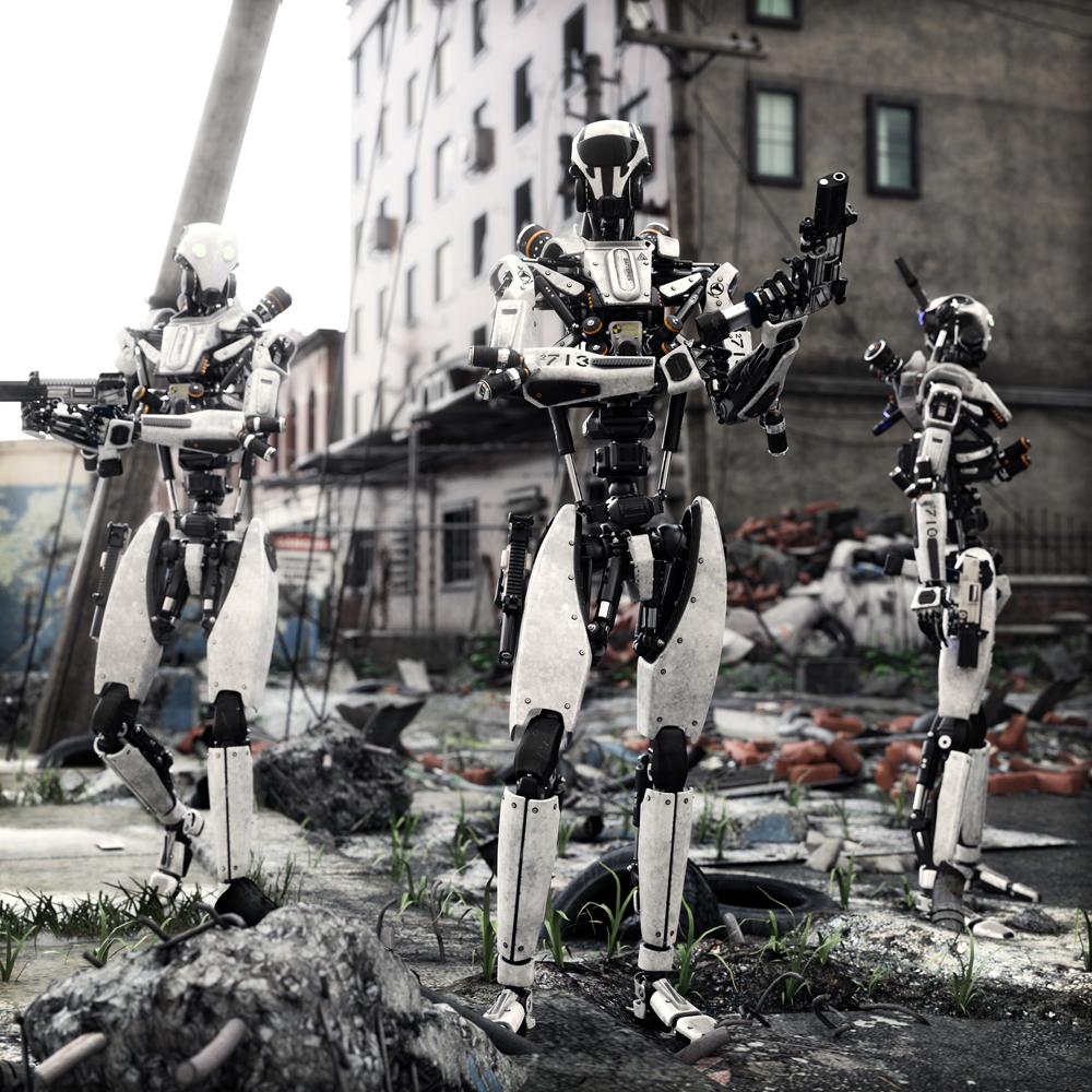 Kriegsroboter