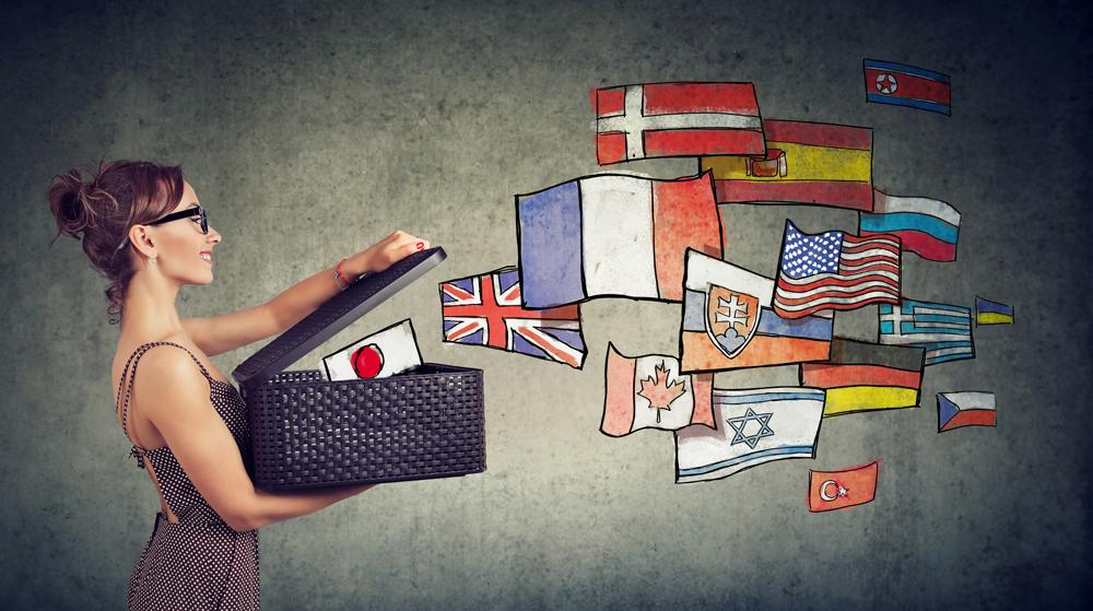 Die meistgesprochenen Sprachen der Welt – @shutterstock   pathdoc