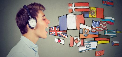 Zwei Welten: IRL und Online Sprachen – @shutterstock | pathdoc
