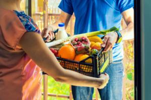 Online-Lebensmittelhandel auch in Deutschland – @adobe | ronstik