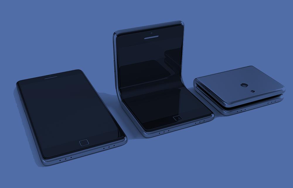 Sind Faltbare Telefone eine Modeerscheinung? – @shutterstock | Iaremenko Sergii