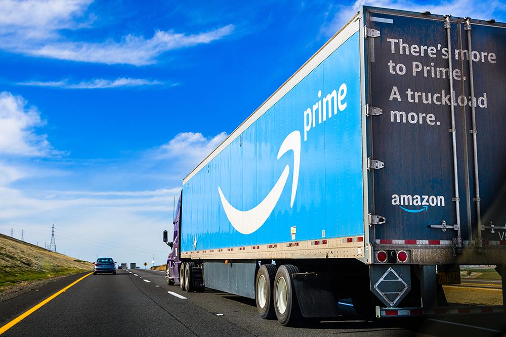 Amazon's eskalierende Logistikkosten – @shutterstock | Sundry Photography