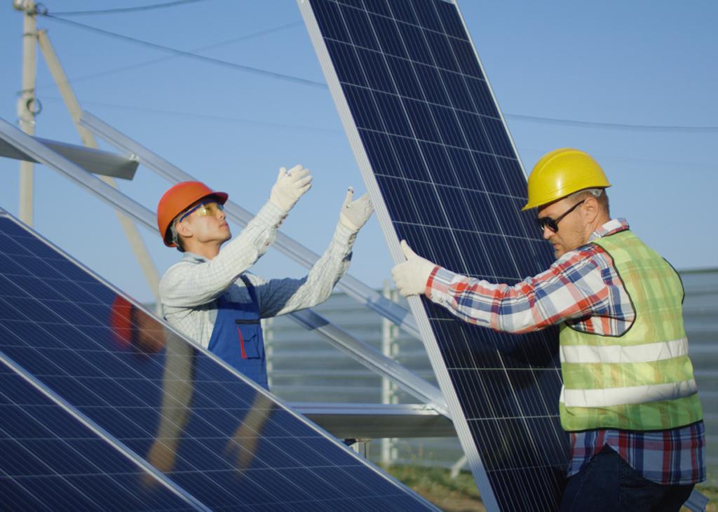 Solarteure in den USA
