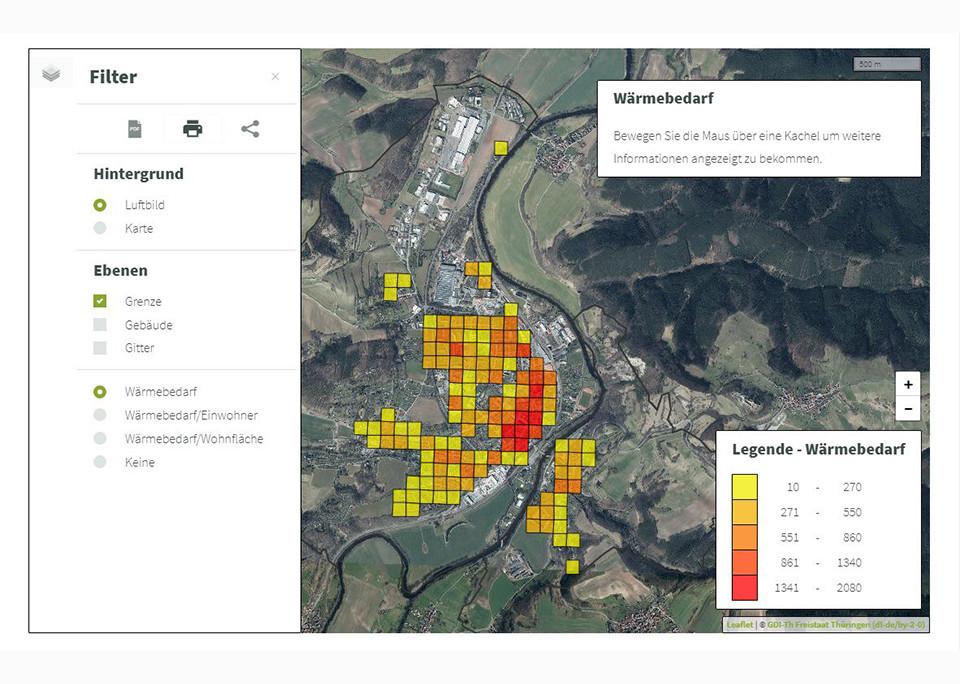Welche Form der Energieversorgung eignet sich am besten für Kommunen und Gemeinden?