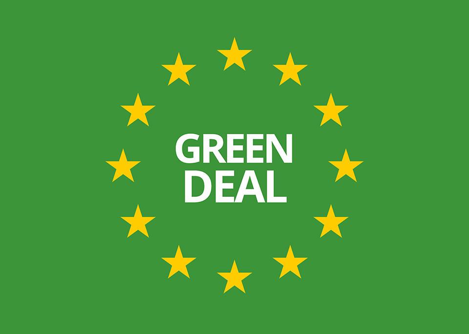 Green Deal für Klimaschutz und Wirtschaft – Bild: @shutterstock|Herr Loeffler