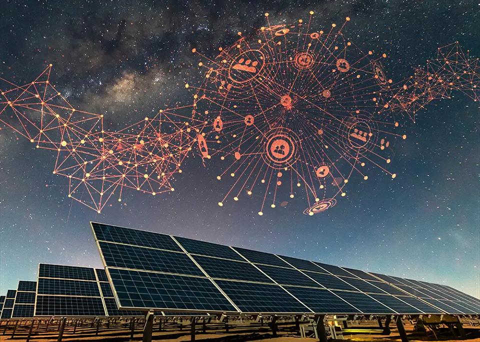 Digitale Transformation in der Photovoltaik - @shutterstock | *1