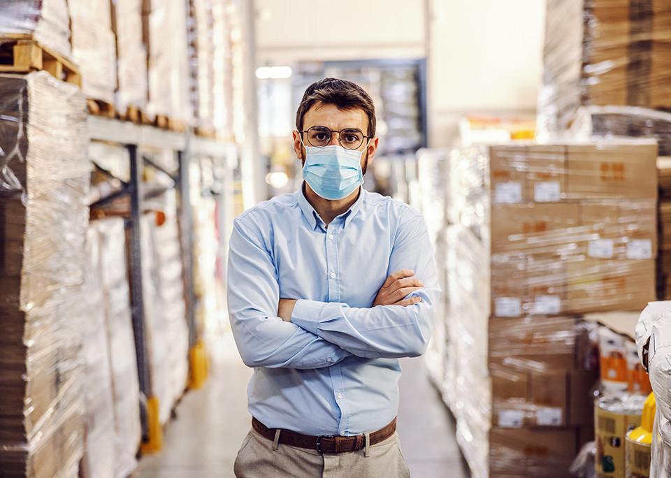 Die Corona Pandemie und die Auswirkungen auf die Schlüsselindustrien - @shutterstock   Dusan Petkovic