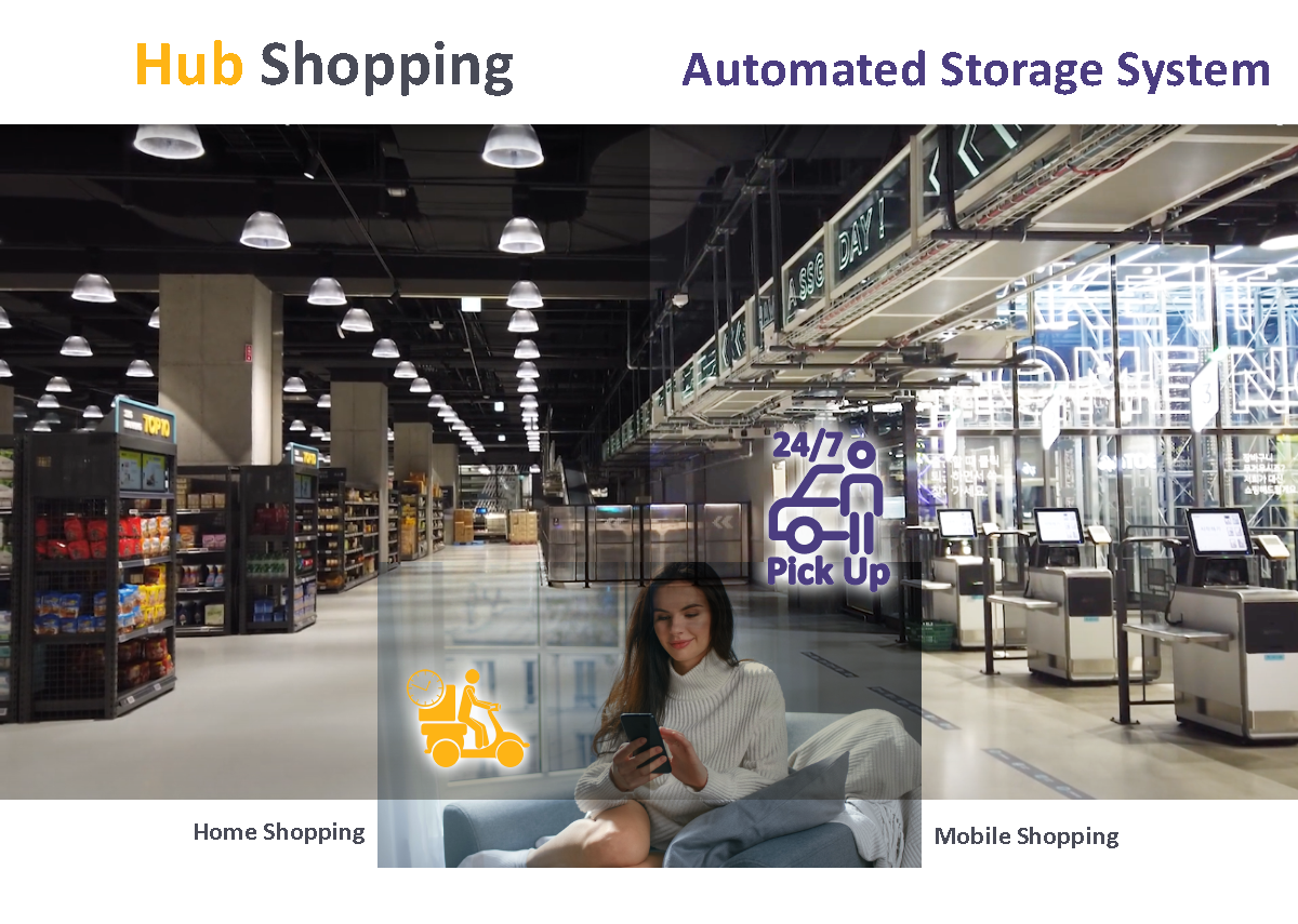 Autonomous Retail Systems (ARS) - Dem Möglichen das Unmögliche zu erlauben, schafft eine neue Realität - Bild: @xpert.digital