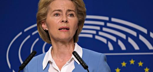 EU-Kommissionspräsidentin Ursula von der Leyen - Shutterstock.com|Alexandros Michailidis