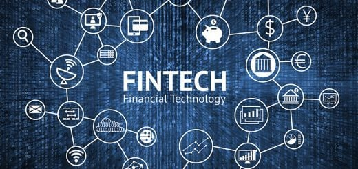 Fintech Internet Konzept. @shutterstock | Zapp2Photo