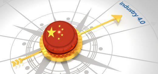 Industry 4.0 - China baut auf Industrieroboter @shutterstock | GrAl