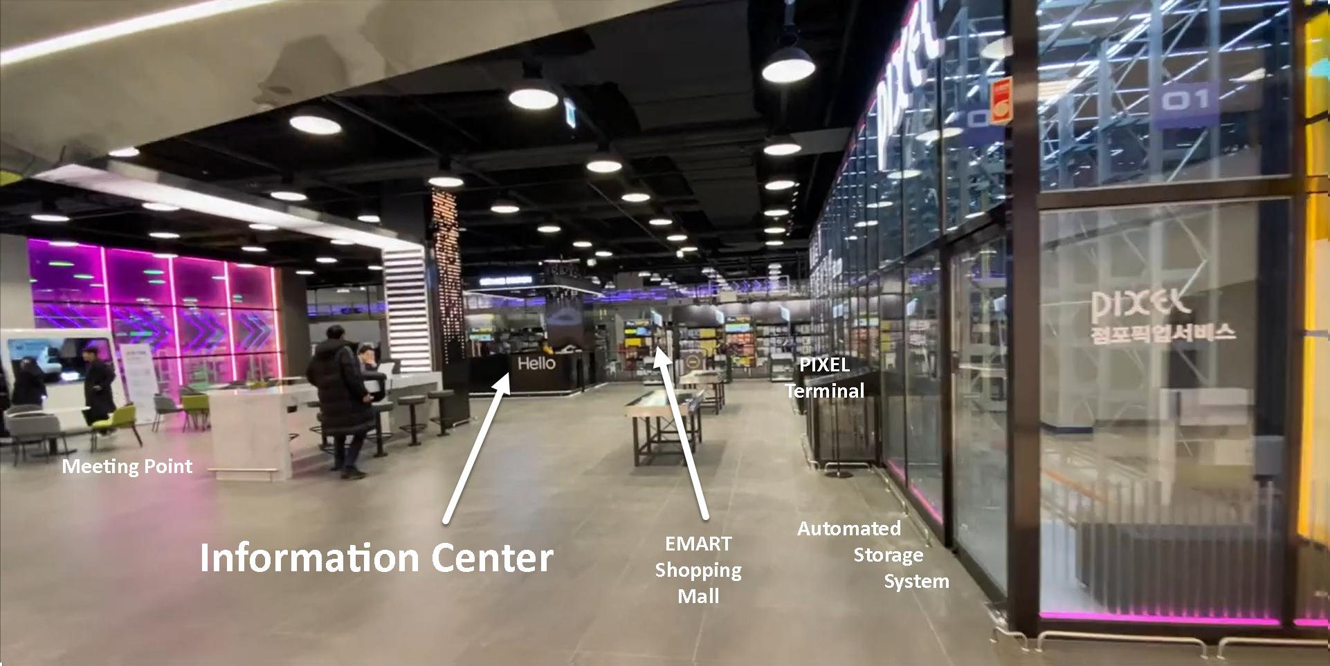 E-Mart Shopping Mall - Bild: E-Mart @xpert.digital