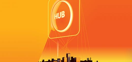 Lokale dezentrale Hubs - Bild: @shutterstock Ingaga