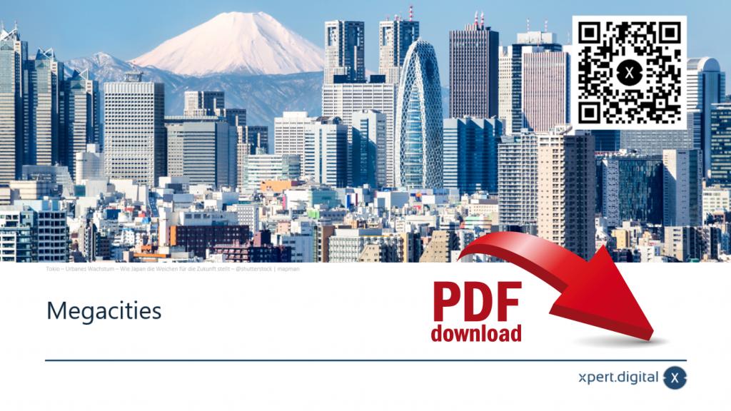 Megacities - Urbanisierung - Zahlen, Daten und Fakten - PDF Download