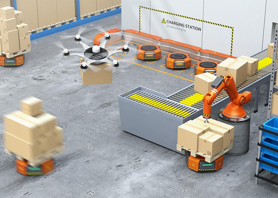 FALC / Fully Automated Logistics Center