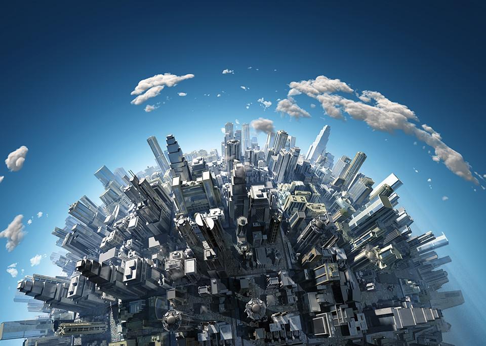 Smart Cities - die Lösung für die Mega-Urbanisierung? - @shutterstock   Photobank.kiev.ua