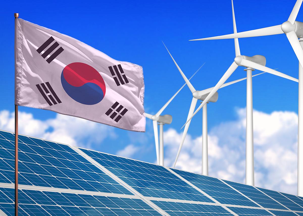 Südkorea Zukunftsmarkt für Erneuerbare Energien - Bild: @shutterstock|Anton_Medvedev