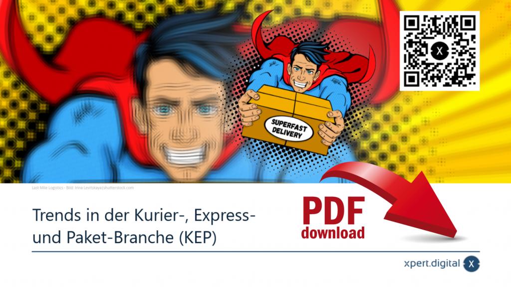 Trends in der Kurier-, Express- und Paket-Branche (KEP) - PDF Download