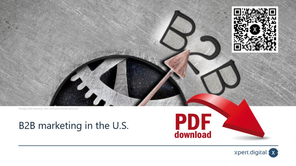 B2B marketing in the U.S. - PDF Download
