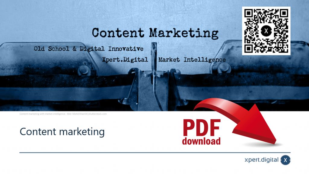 Content Marketing - PDF Download