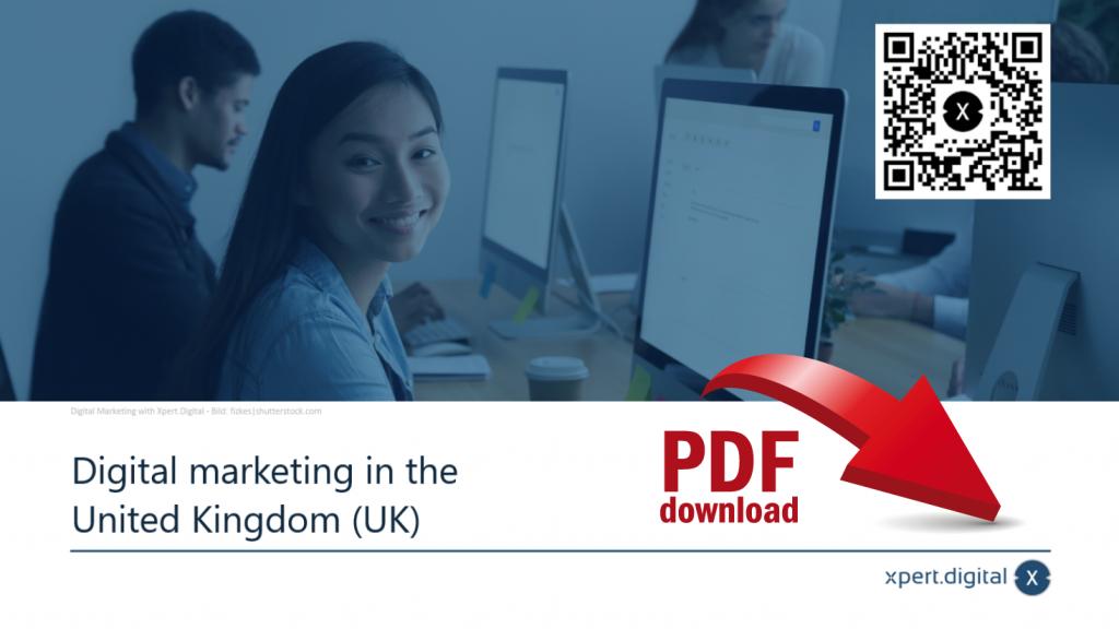 Digital marketing in the United Kingdom - PDF Download