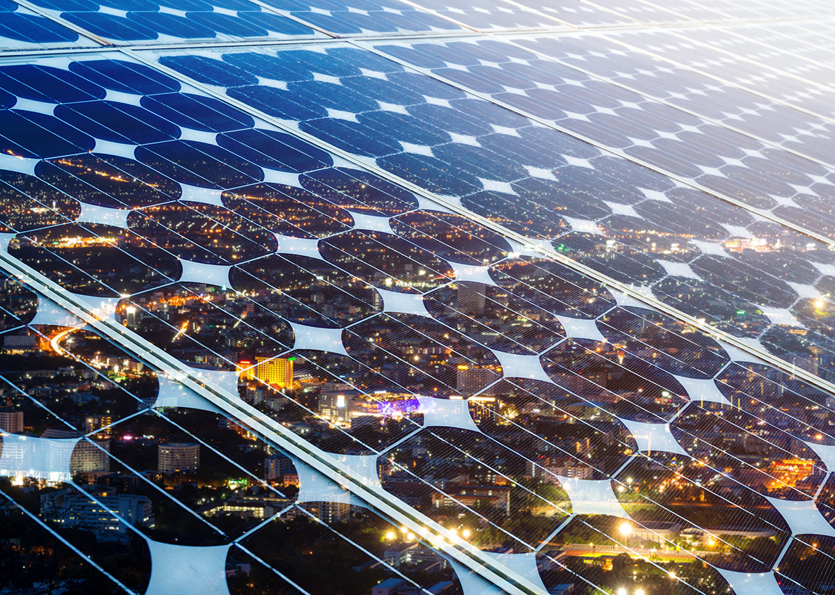 Photovoltaik und Energiewende in Deutschland - Bild: Thinnapob Proongsak|Shutterstock.com