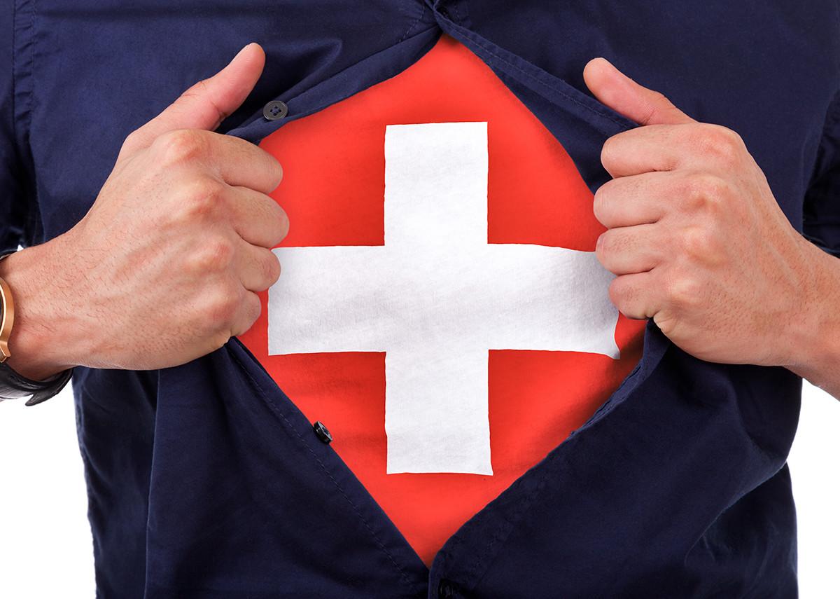 Erneuerbare Energien in der Schweiz - Bild: Samuel Borges Photography|Shutterstock.com