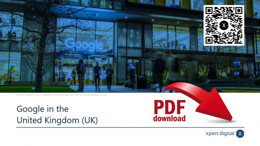 Google in the United Kingdom - PDF Download