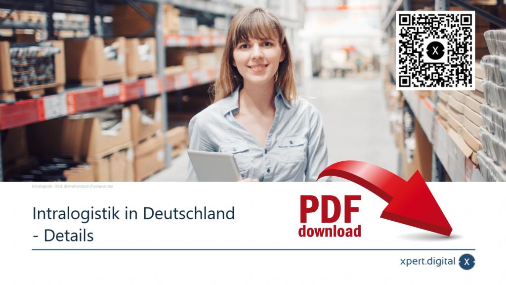 Intralogistik in Deutschland - Details - PDF Download