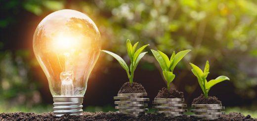 Wer treibt die Investitionen in erneuerbare Energien voran? - Bild: @shutterstock|Krisana Antharith