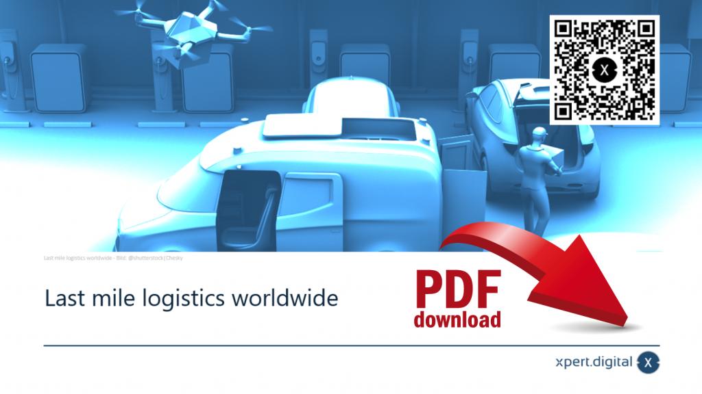 Last mile logistics worldwide - PDF Download