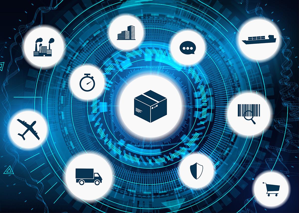Jetzt: Modernisierung und Digitalisierung der Lieferketten - Bild: @shutterstock|SergeyBitos