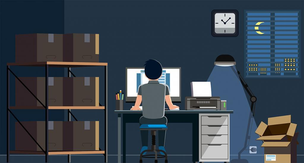 Verklärtes Bild vom Pure-Play E-Commerce Geschäftsmodell - Bild: CuteCute|shutterstock.com